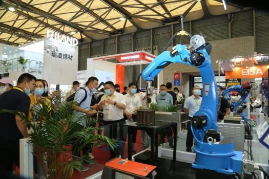 北京·埃森焊接与切割展览会开幕